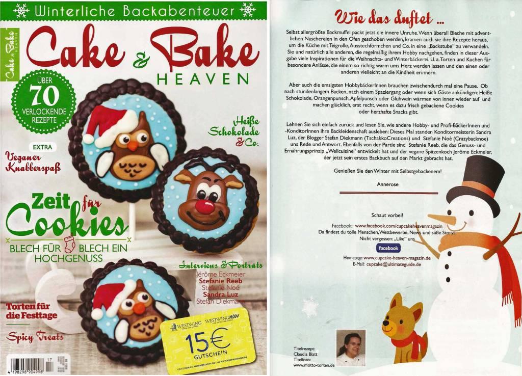 Cake & Bake Heaven 17/2016