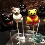 Honig-Bären-Cake-Pops