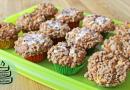 Marzipan-Apfel-Zimt-Muffins
