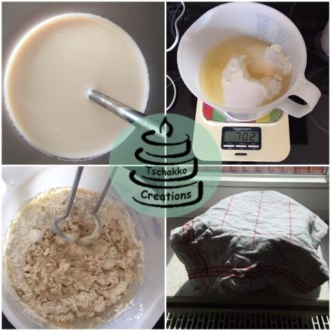 Streuselkuchen backen 1