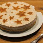 Zimtstern-Creme-Torte