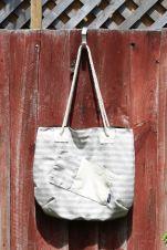 Beach Bag, Stripes