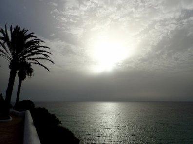Trübe Aussichten auf Fuerte Ventura