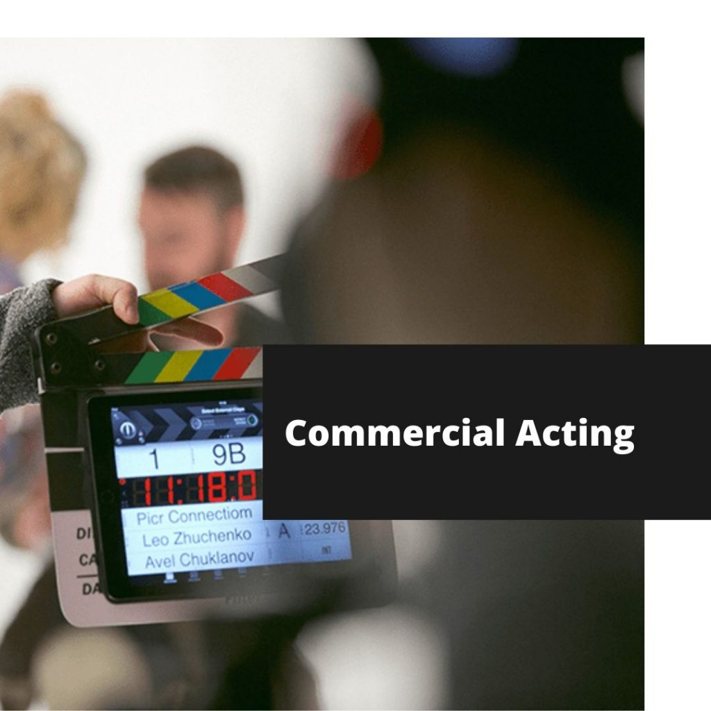 commercial acting