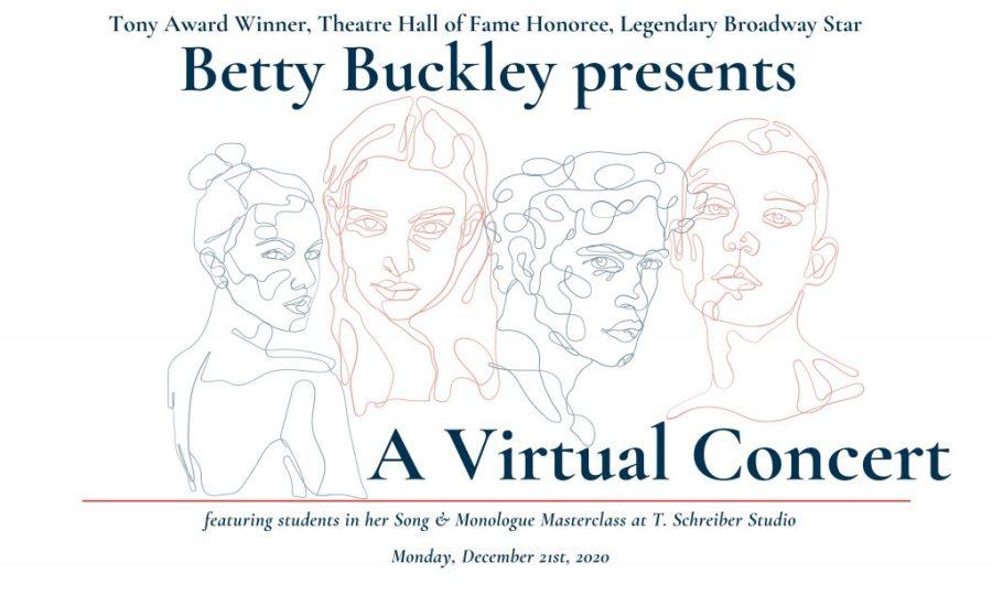 Betty Buckley Concert