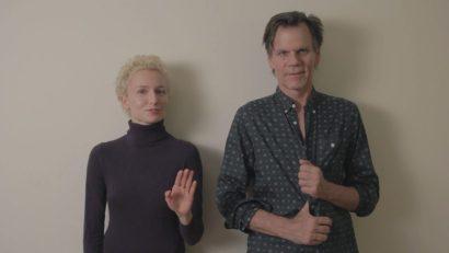 TSS Alum Irina Varina and TSS Artistic Director Peter Jensen