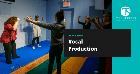 T. Schreiber Vocal Production Acting Voice Classes NYC