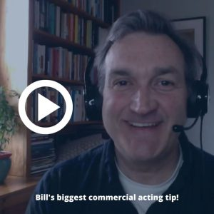 Bill Coelius Commercial Acting