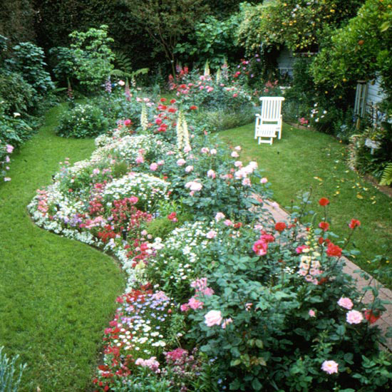 Tips for Small Gardens   Topeka & Shawnee County Public ... on Landscape Design Small Area id=39436