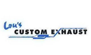 lou s custom exhaust inc massachusetts us opencorporates