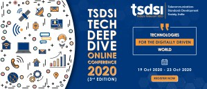 Tech Deep Dive 2020 Banner with Register button