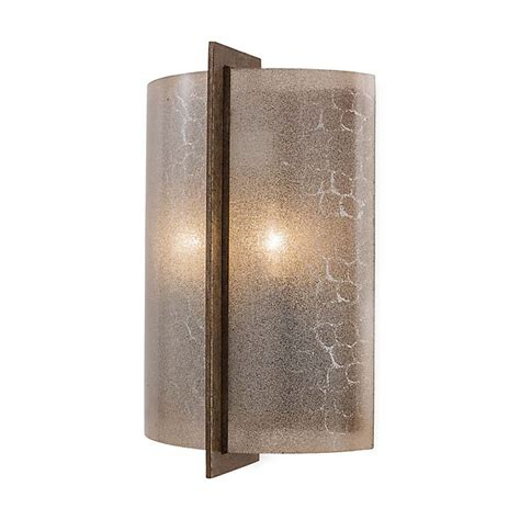 minka lavery clarté 2 light wall sconce patina