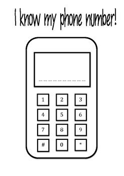phone number address practice learn address phone number