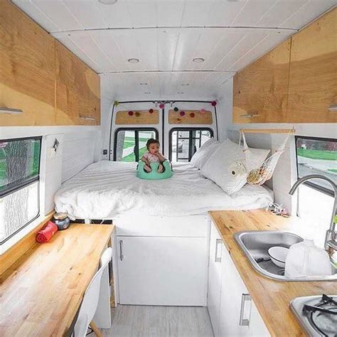 40 creative unique sprinter van conversion interiors savvy