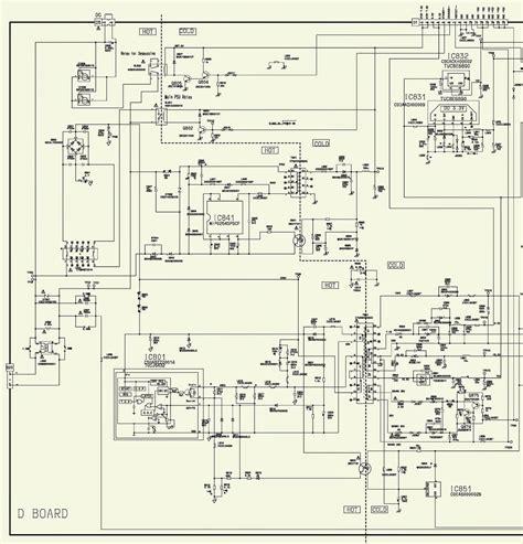 panasonic e2v1a110 pcb wiring diagram