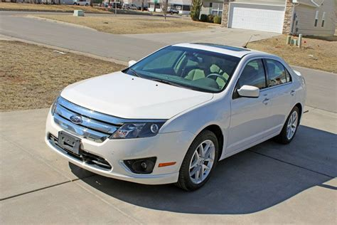 2012 ford fusion views 2012 ford fusion sel