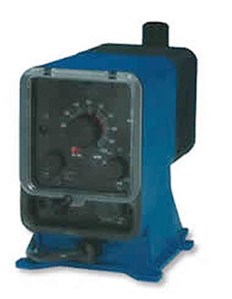 pulsatron series hv chemical feed pump lvb3sa vtt5