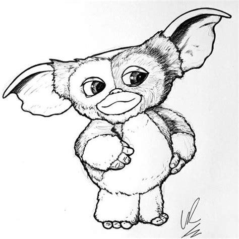 gremlins drawing getdrawings free download