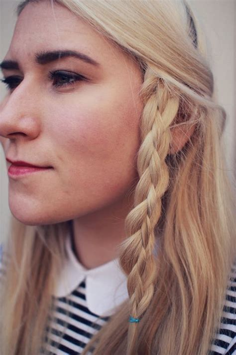 38 quick easy braided hairstyles