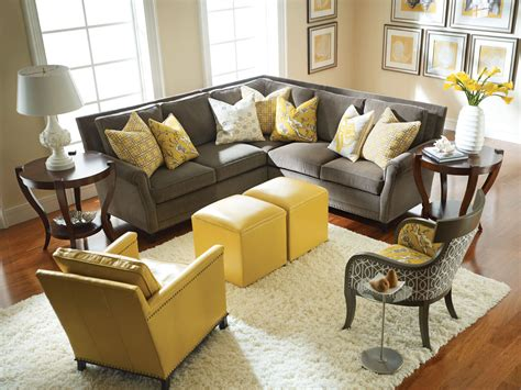 yellow gray rooms images grey yellow living room