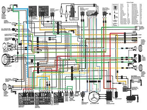 1982 cm450e color wiring diagram