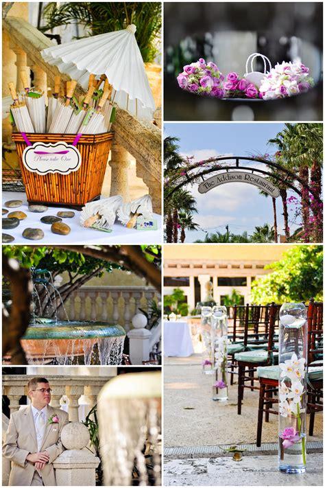 lavender spring wedding boca raton florida pizzazzerie