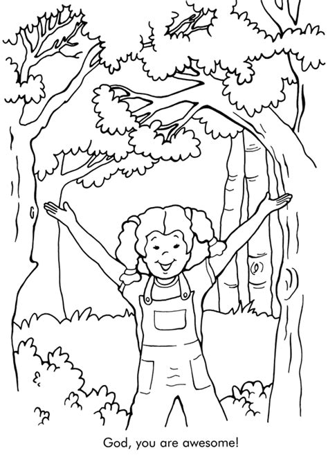 awesome god coloring page free coloring pages art