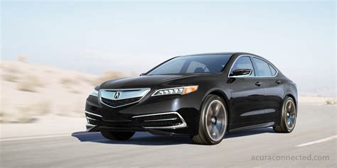 rendered 2015 acura tlx prototype black acura connected