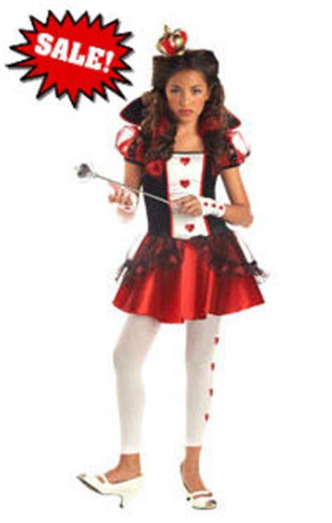kids queen hearts costumes sale queen hearts costumes