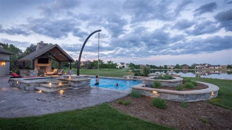 ultimate backyard retreat highcraft