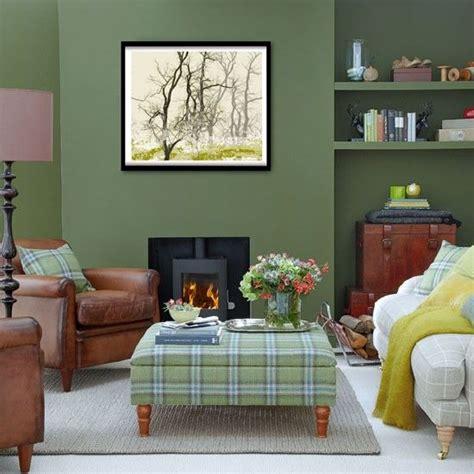 forest green living room living room color schemes