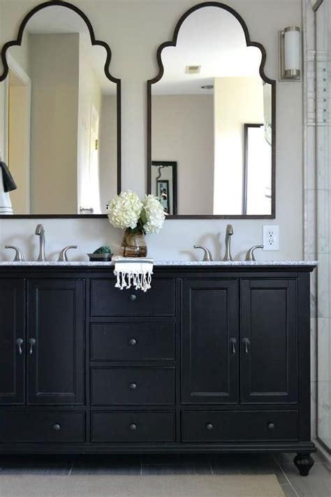 21 bathroom ideas classic black white scheme winner