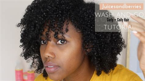 wash curly coily hair jane carter solution youtube