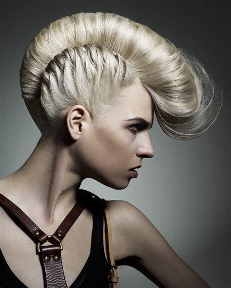 top 19 stylish mohawk hairstyles versatile hairstyles women