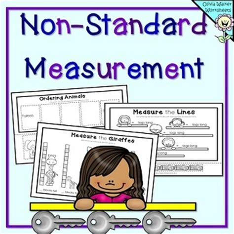 standard measurement length worksheets olivia walker teachers pay