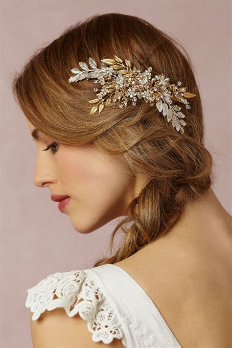 24 pretty wedding hair accessories bhldn