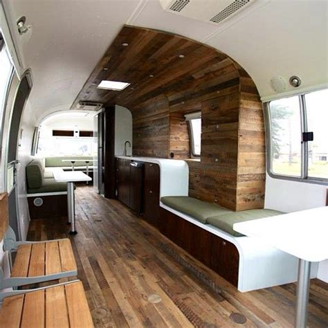 amazing airstream interior hofmann architecture airstream interior airstream