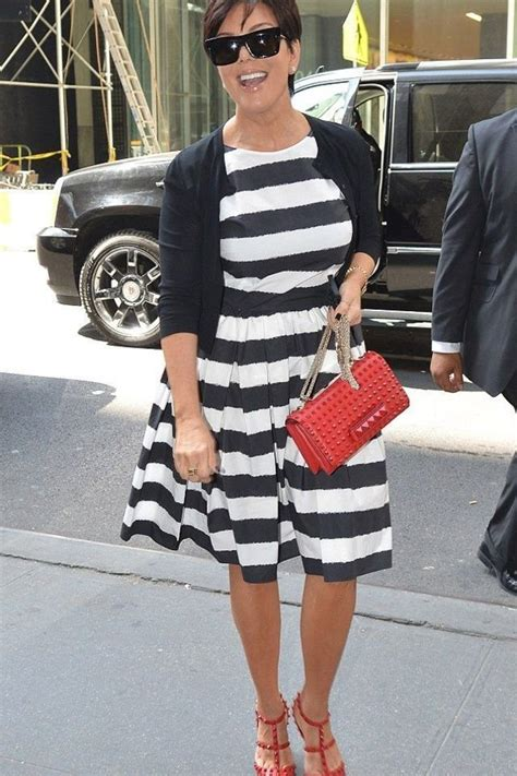 fashion tips women 50 inspired kris jenner