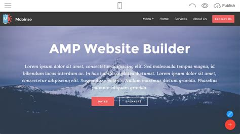 awesome html website template review
