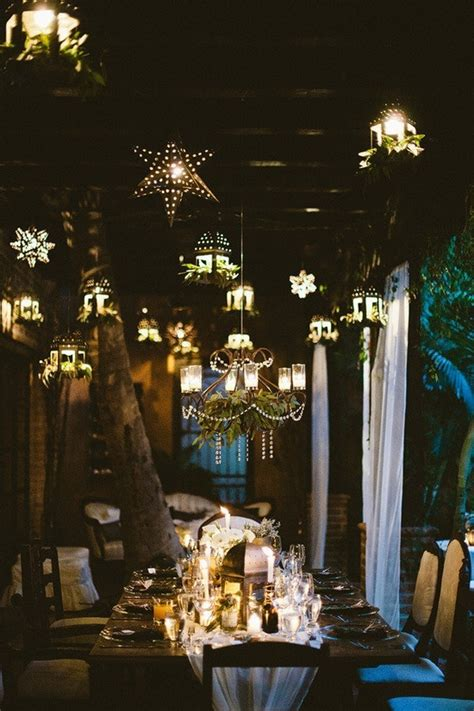 35 inspirational ideas stunning starry night wedding