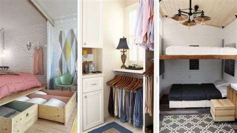 10 small space ideas maximize small bedroom youtube
