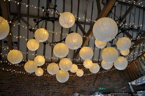 white snow 10x 12 chinese sky paper lanterns