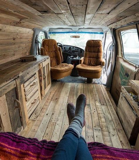 idea swivel chairs living volkswagen bus interior van