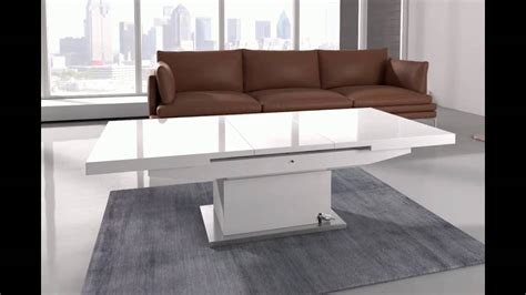 elgin coffee table converts dining table