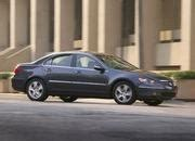 2006 acura rl car review top speed