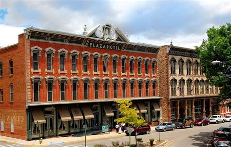 historic plaza hotel las vegas nm booking