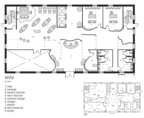 restaurant floor plan layout joy studio design gallery