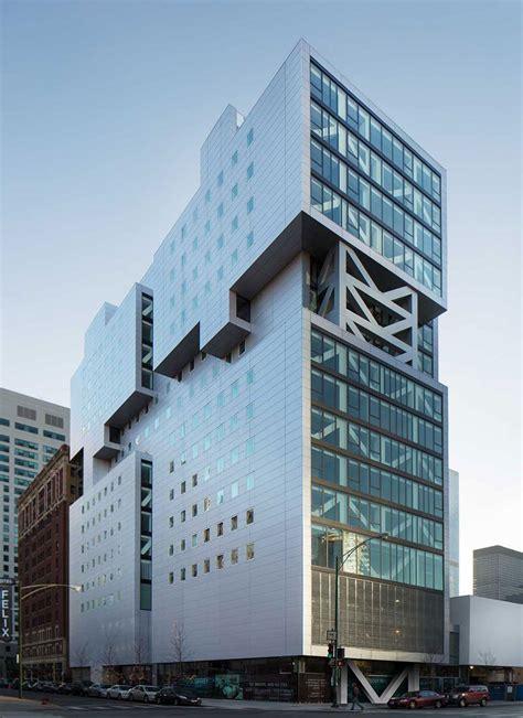 brand cubist inspired godfrey hotel chicago photos condé