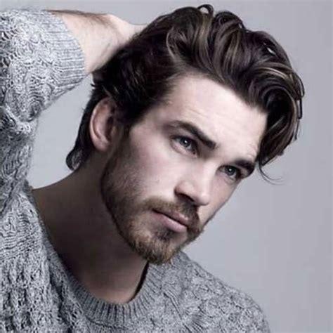 thick hair 50 ways style men men hairstyles