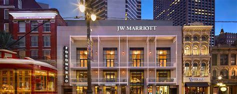 luxury hotel orleans la jw marriott orleans